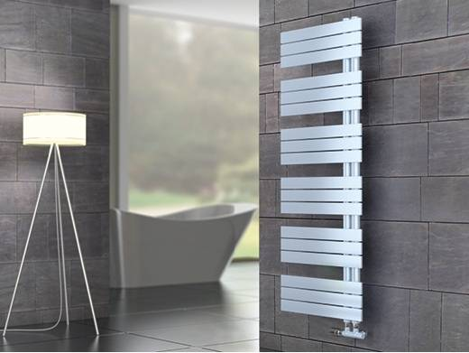 Heated Towel Rail Kelly Flat Cordivari