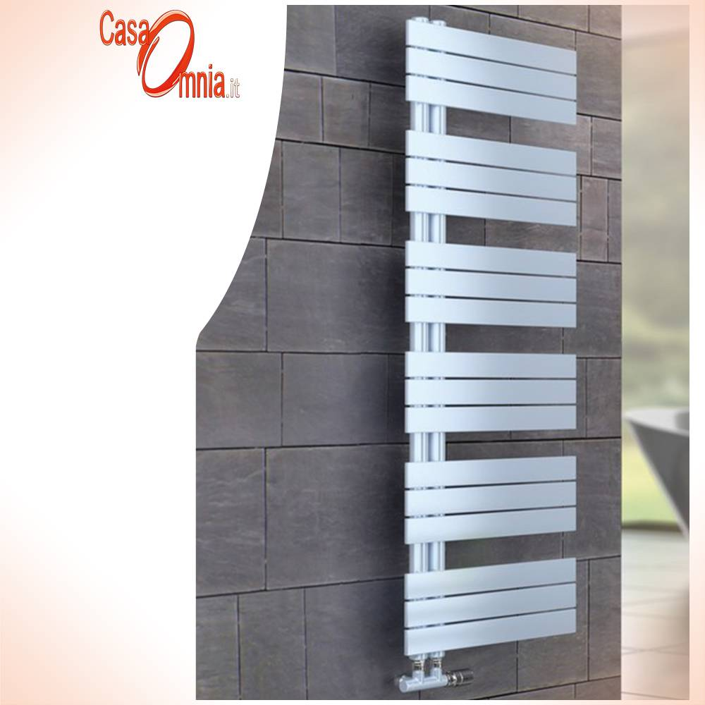 handtuchwarmer weib farbig kelly flat cordivari casaomnia. Black Bedroom Furniture Sets. Home Design Ideas