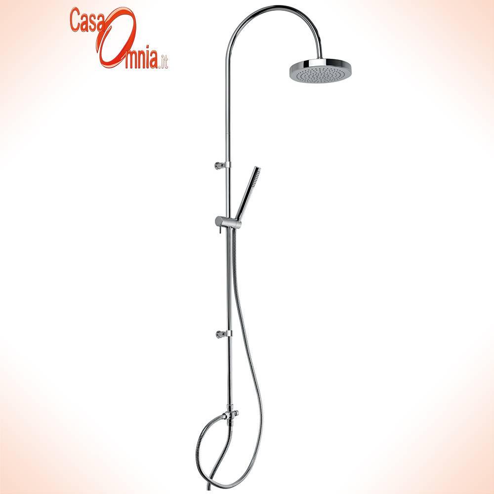 colonne de douche-palazzani-soffione-cylindrique-rond-colonne de douche