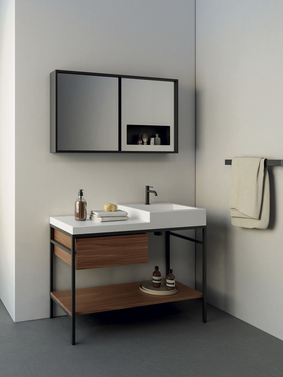 composition lavabo céramique nic design semplice