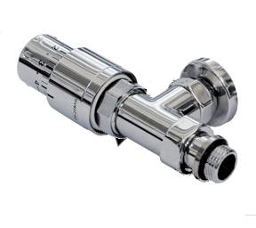 couple valves reverse ton brem chrome thermostatic
