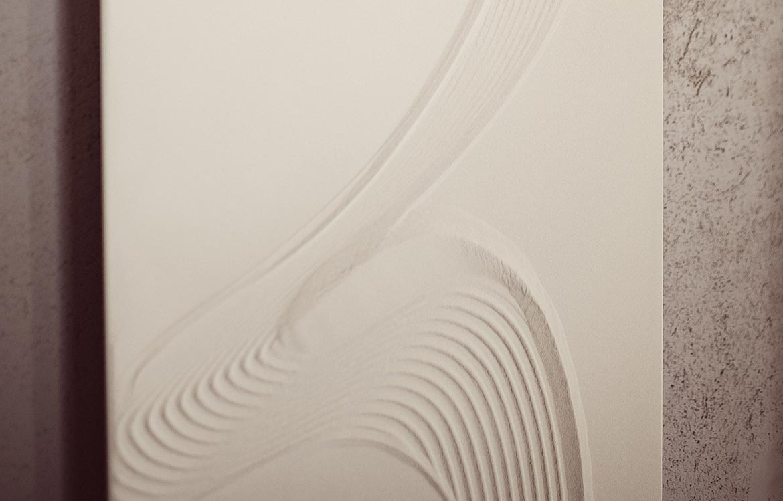 détail graphique radiateur en pierre-kyoto-Graziano