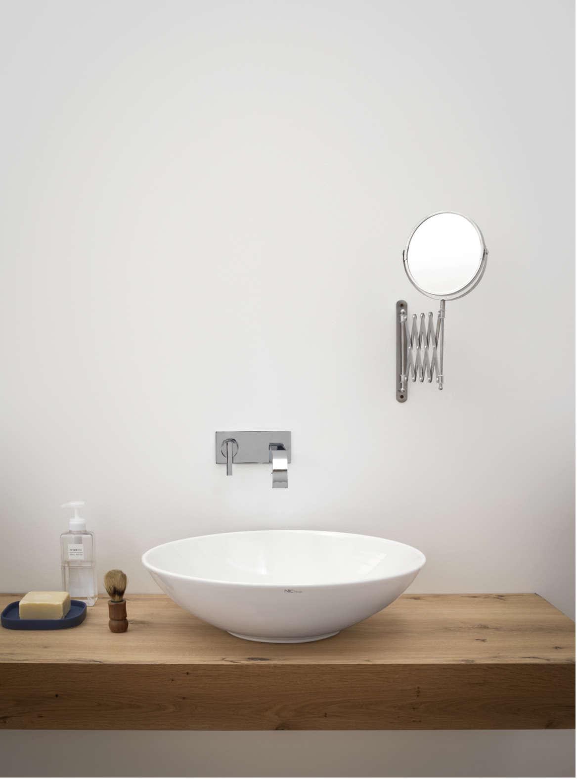 lavabo à poser nic design giulia