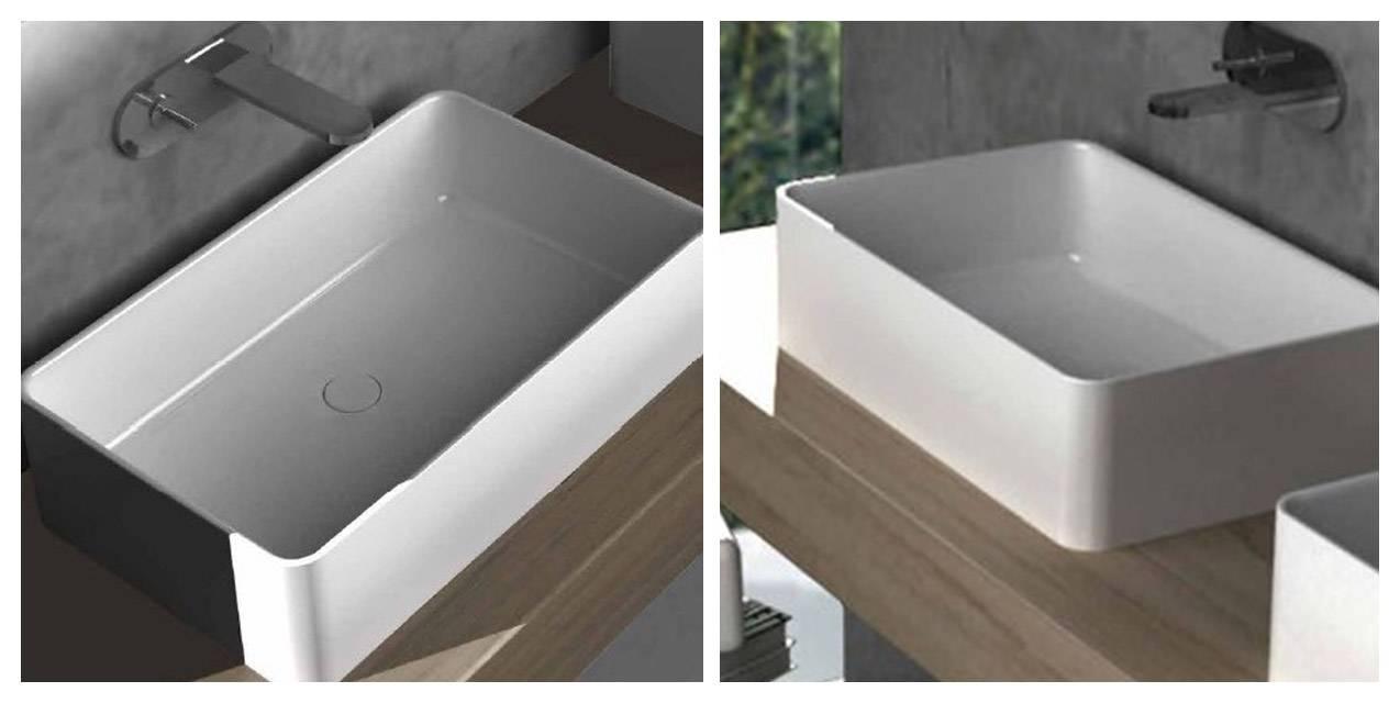 lay-on washbasin-no-hole-rectangular-nic-design-SEMPLICE