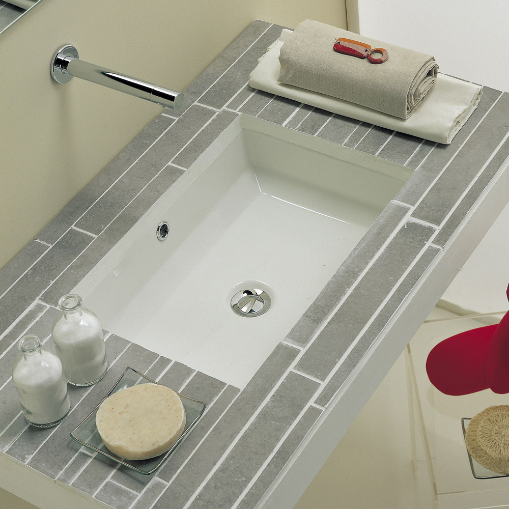 Lavabo Sottopiano Scarabeo Tech Casaomnia