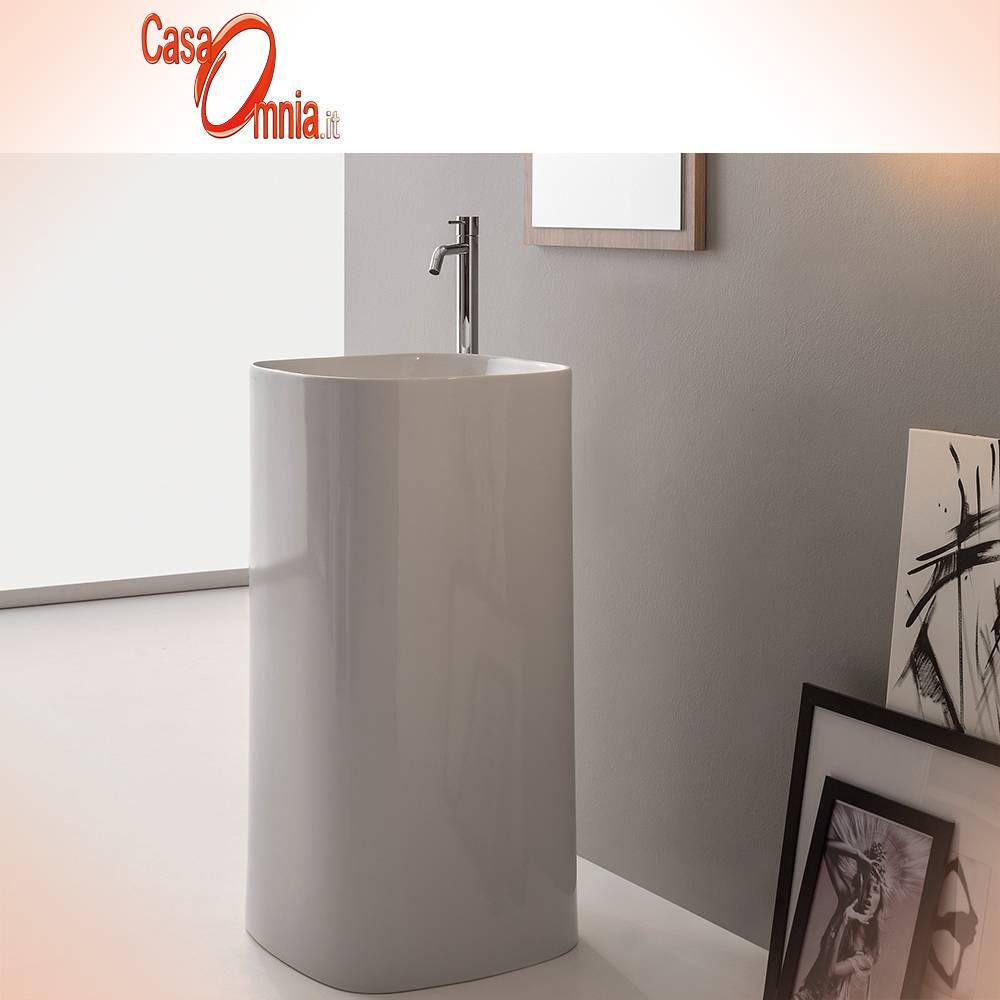 floor-standing washbasin-scarabeo-model-moon-h85