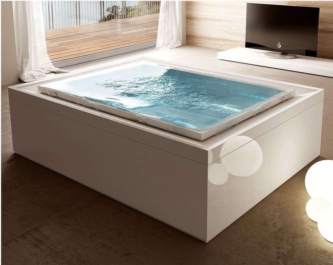 mini-piscine autoportante système ghost fusion 230 treesse
