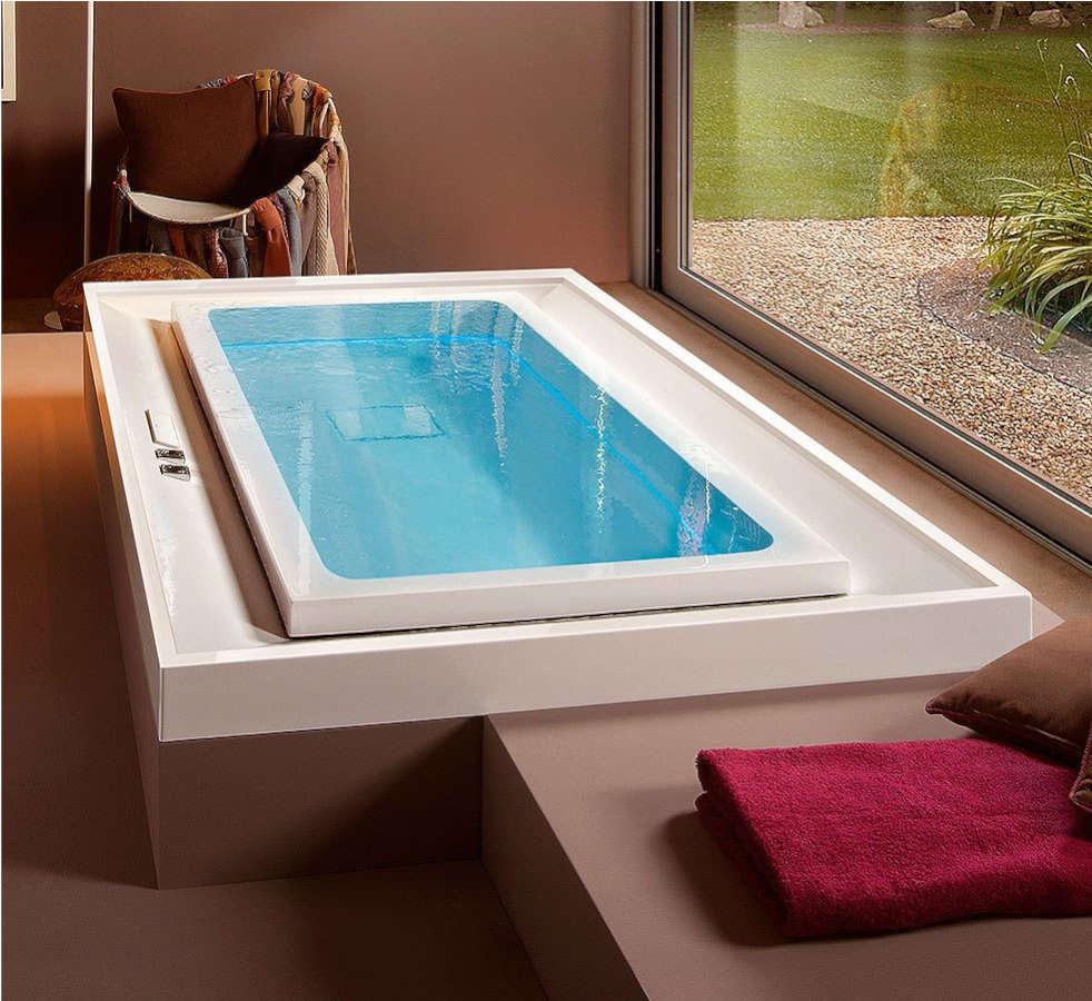 mini-piscine ghost système fusion 220 treesse