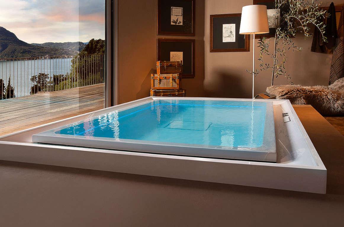mini-piscine ghost système fusion 230 treesse