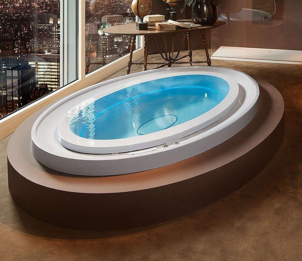 mini-piscine ghost système intégré fusion 231 treesse