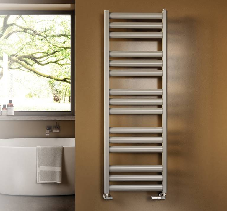Nausica-Towel Warmer-Heated towel rail-heating-bathroom-Cordivari