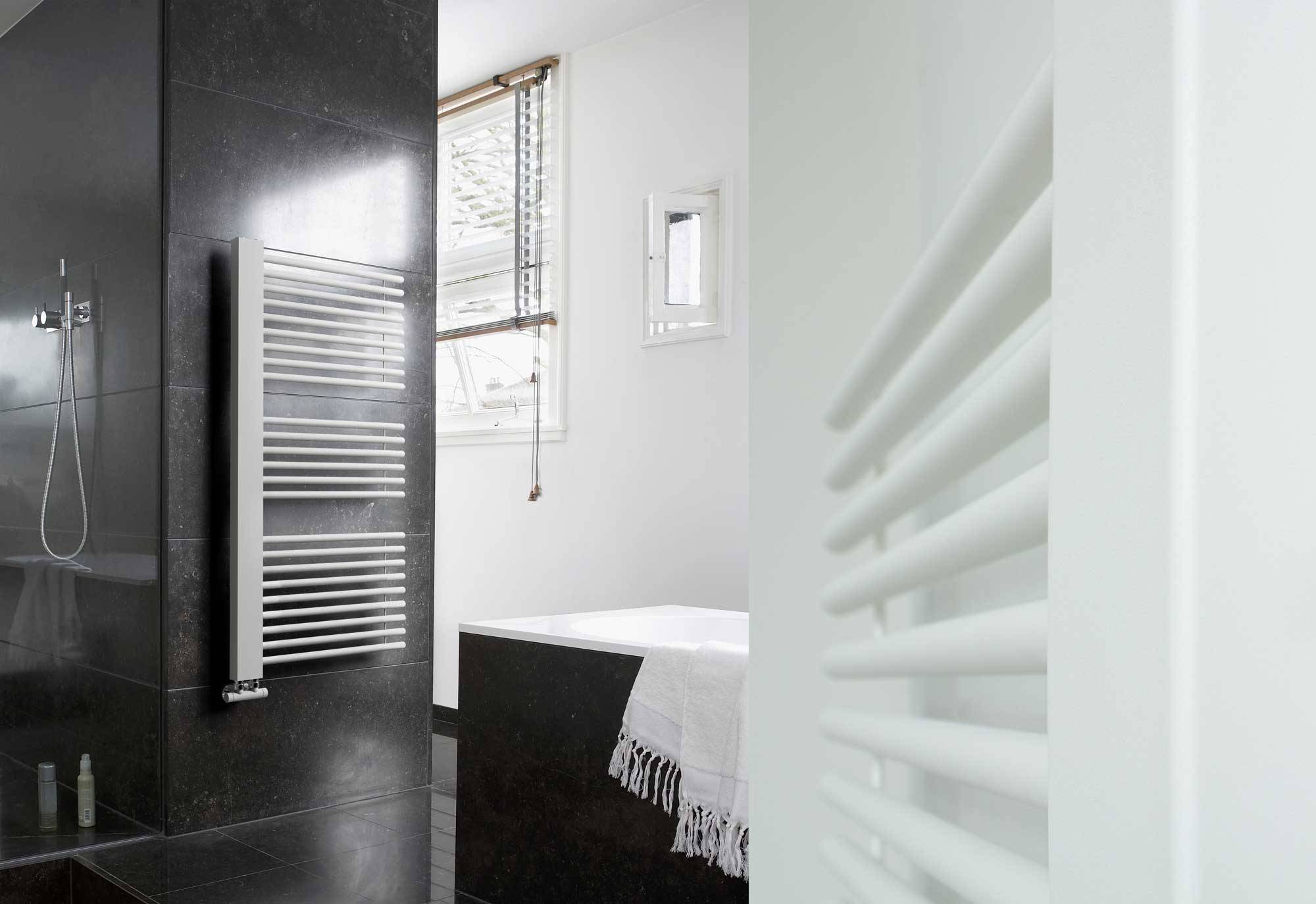 sèche-serviettes Grado lazzarini blanc particulier