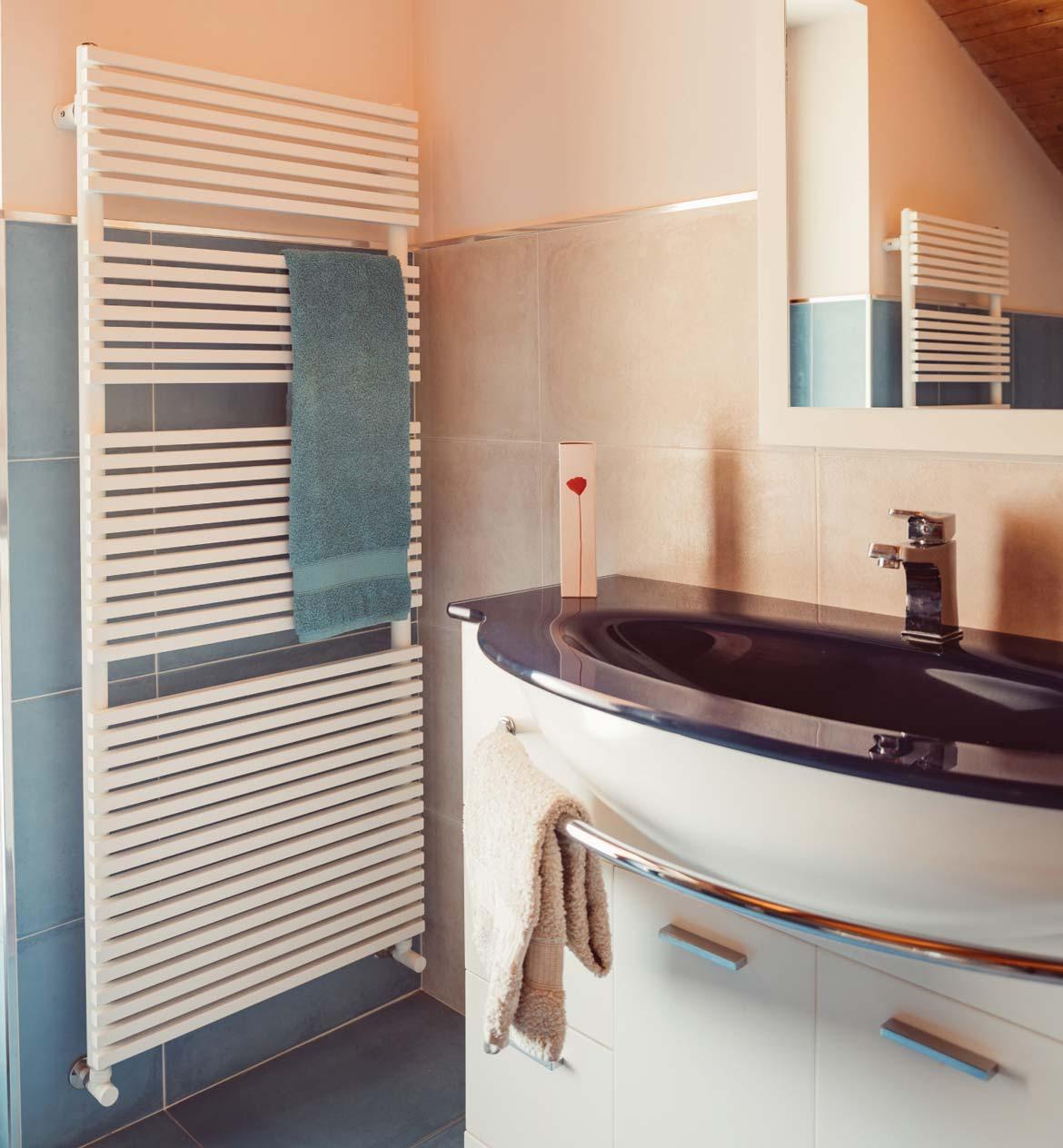 SÈCHE-SERVIETTES-salle de bain-trendy-graziano