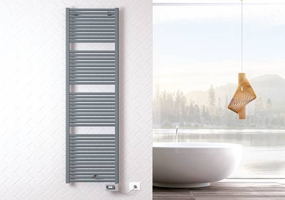 Scaldasalviette-Claudia-elettric-thermo-furnishing-bathroom-Cordivari