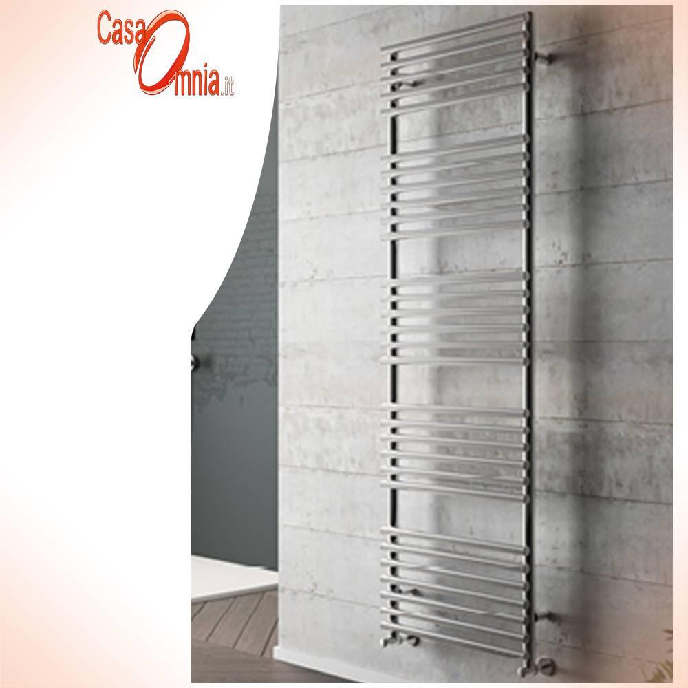 Heated towel rail-Cordivari-model-gloria-Chrome