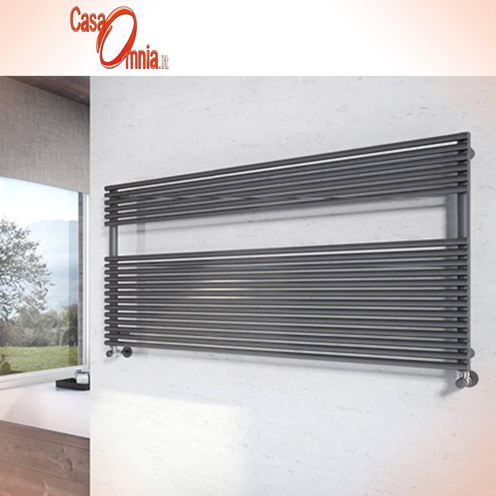 Heated towel rail-Cordivari-series-Lucy-wide