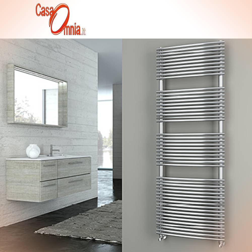 Sèche-serviette-Cordivari-Series-Nancy-inox-Polished