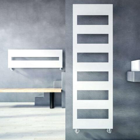 scaldasalviette-design-graziano-sugar-verticale-bianco