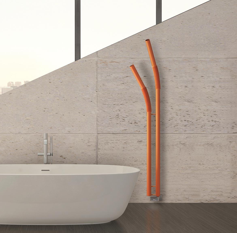 sèche-serviettes-électrique-cintre-design-cannuccia-brem