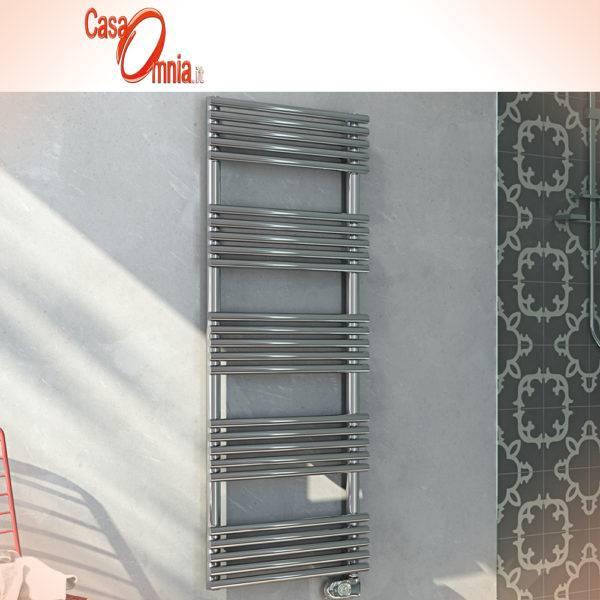 Towel Warmers-Elttrico-Sandy-in-steel-inox-polished-with-thermostat-digital-Cordivari--