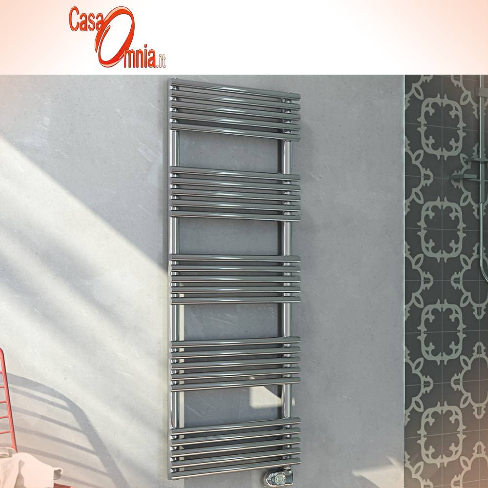 TOWEL RAIL POLISHED STAINLESS STEEL - \