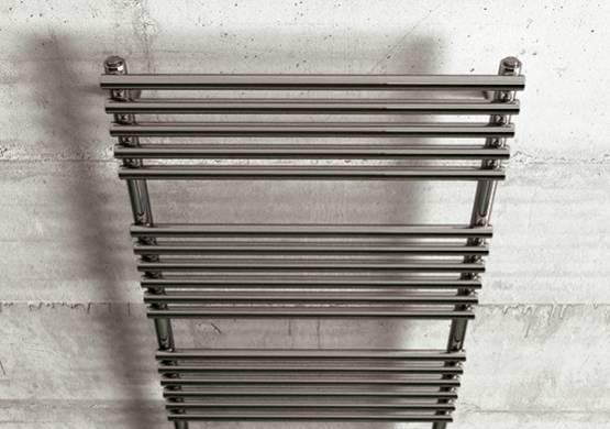 Heated towel rail Gloria 22 chrome Cordivari Bathroom