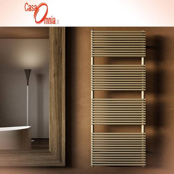 Towel Warmer-Lucy-18-Cordivari-in-steel-coloured--bathroom-radiator