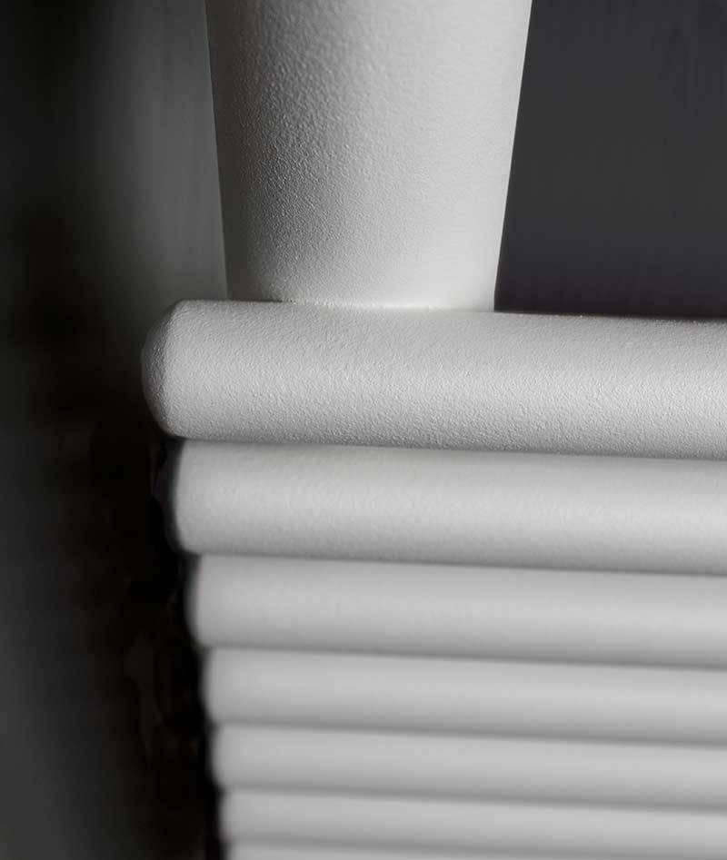 sèche-serviettes ragusa lazzarini blanc particulier