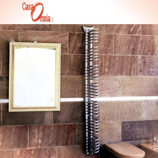 heated towel rail separator divo brem casaomnia