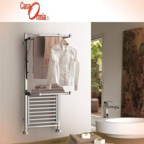 sèche-Serviette de bain STENDY-elegance-DELTACALOR ouvert