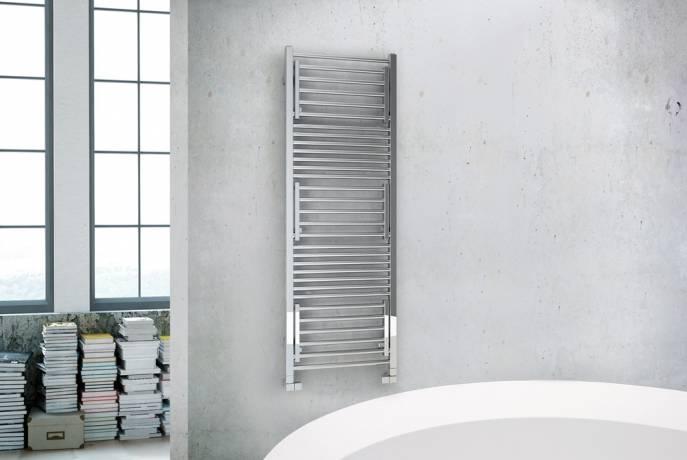 chauffe-serviettes deluxe court deltacalor avec fonction de séchage
