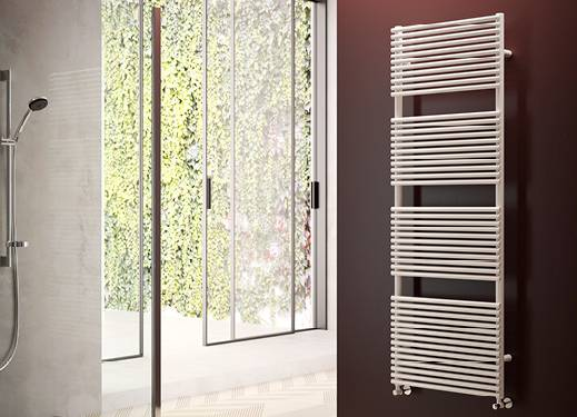 Towel Warmer-radiator-bathroom-Lucy-Cordivari-white-or-coloured-