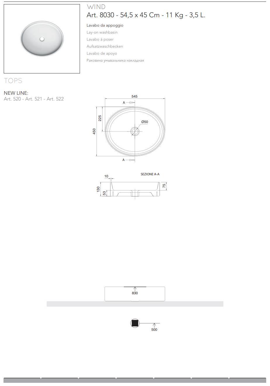 Feuille-technique-lavabo-a-poser-wind