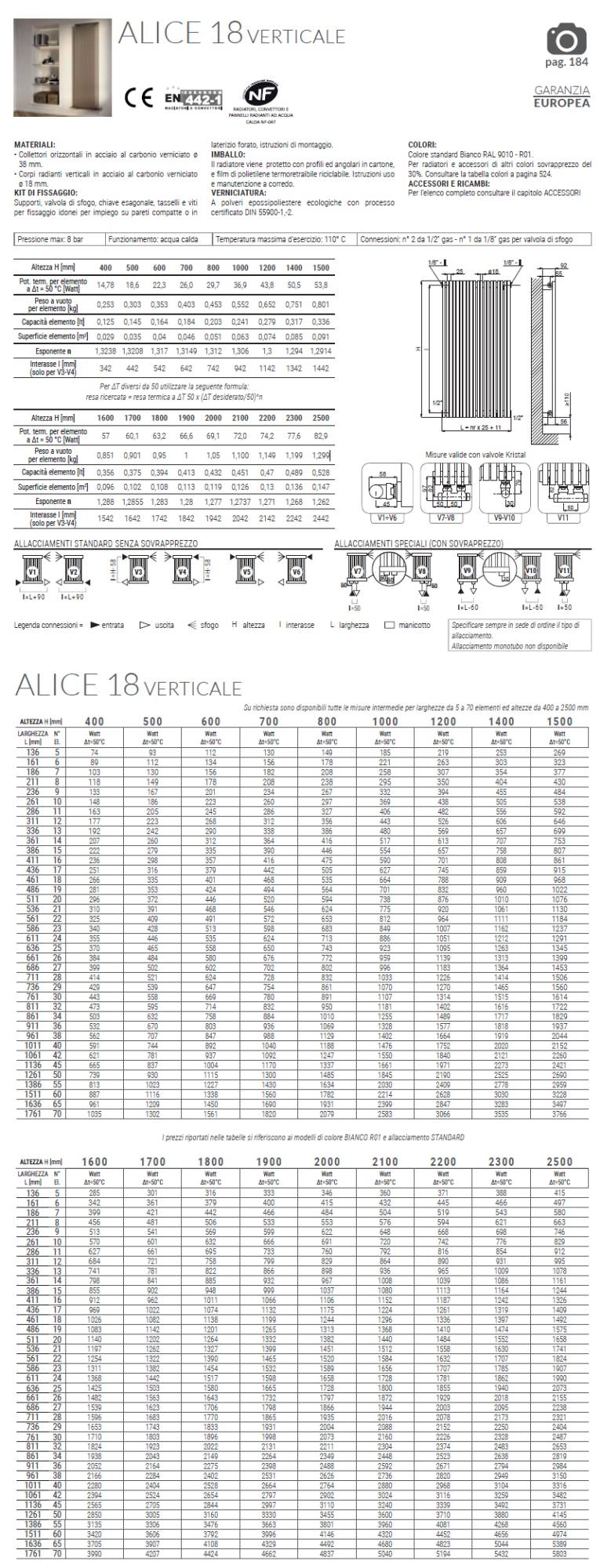 Bogen-Technik-Heizkörper-tubular-Alice-18-vertikal-Cordivari
