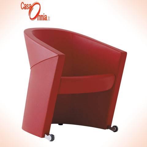 sedute-poltrone-luxy-serie-arrow-ergonomica-fissa-rotelle-ufficio-antiribaltamento-schienale-medio-colore-rosso