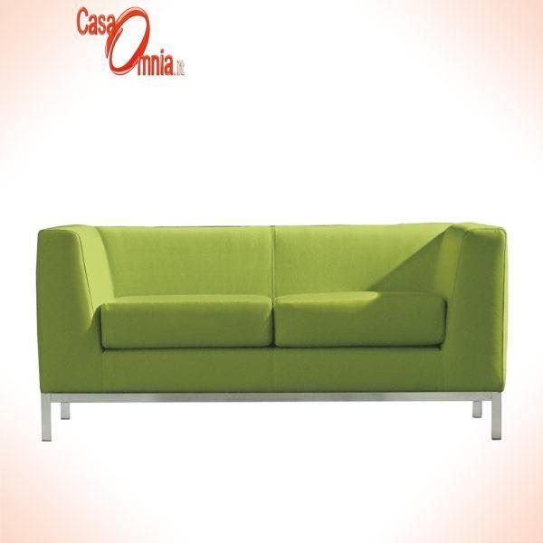 Sedute Attesa Ufficio.Poltrona Sala D Attesa Luxy Cube 2 Posti