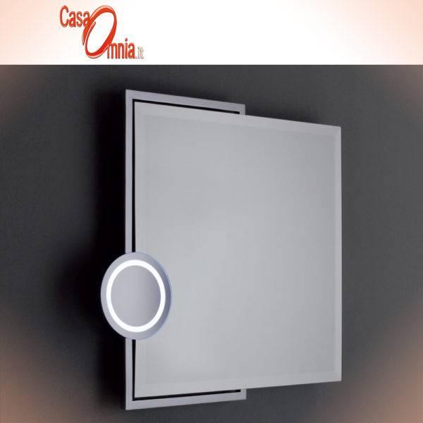 Specchio Ingranditore Per Bagno.Specchio Bagno Con 3x Orientabile V C Satellite