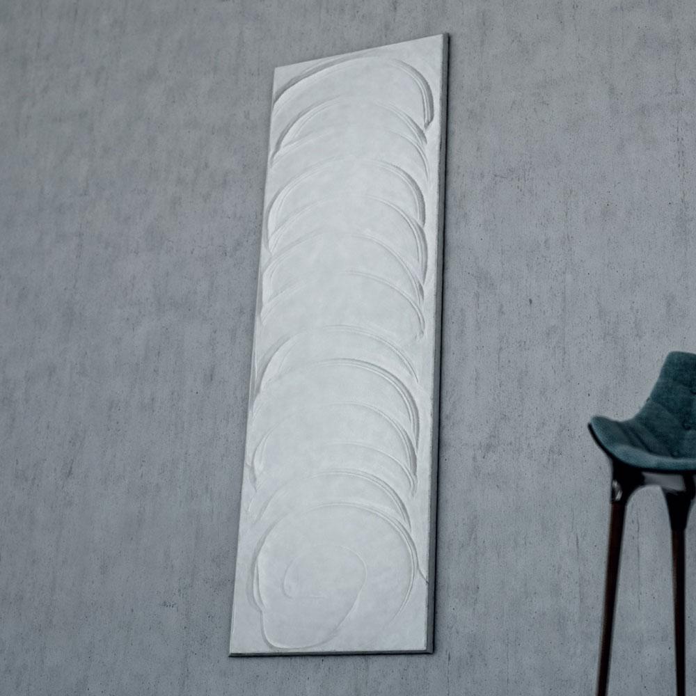 radiateur-plaque-graziano-goccia-pierre-blanche