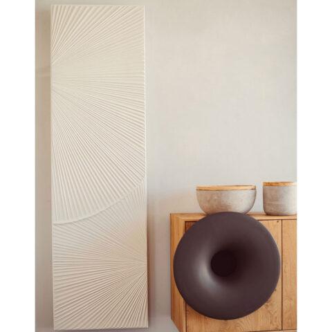 plaque-radiateur-en-pierre-ollaire-ventaglio-graziano-blanc-ocre
