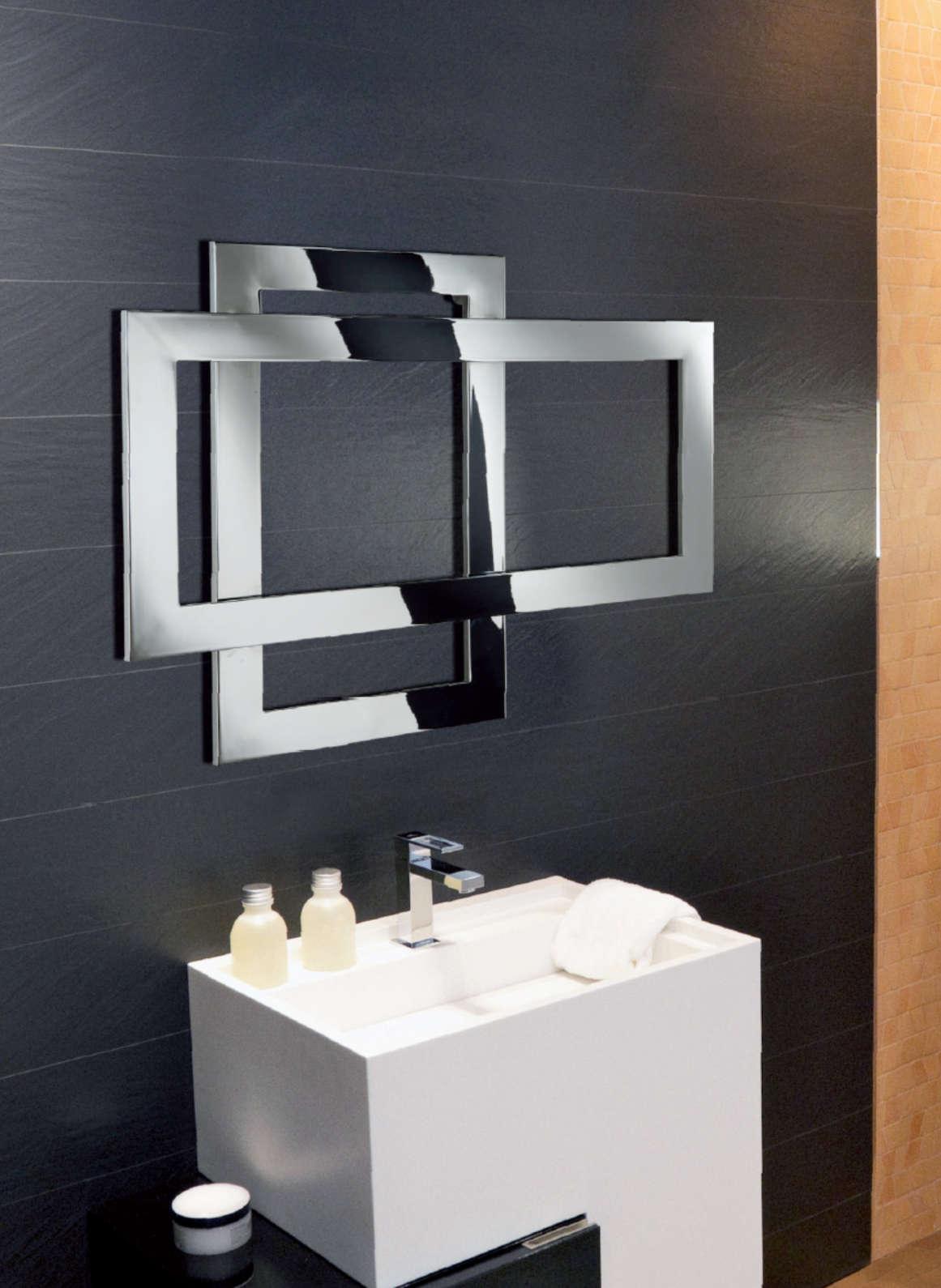 radiateur a carrés cross crom brem