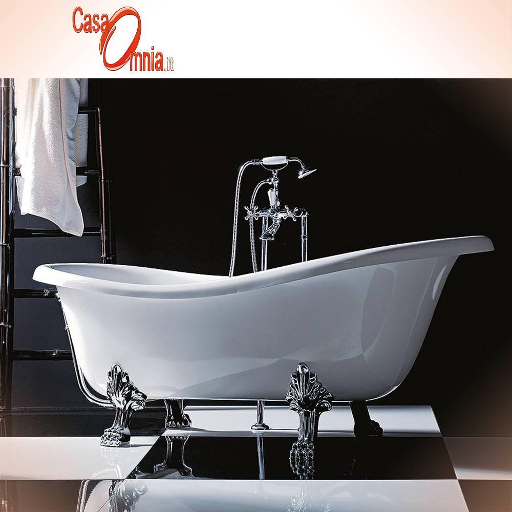 vasca da bagno classica treesse epoca free standing casaomnia