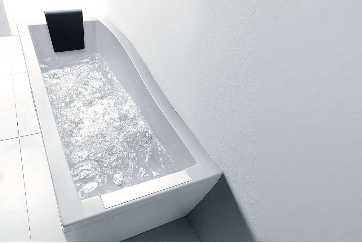 modern whirlpool bathtub spider