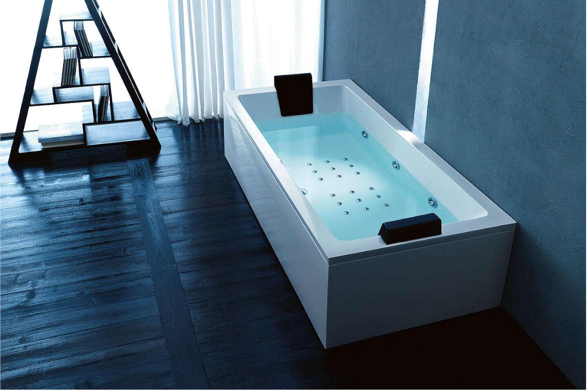 bathtub quadra treesse