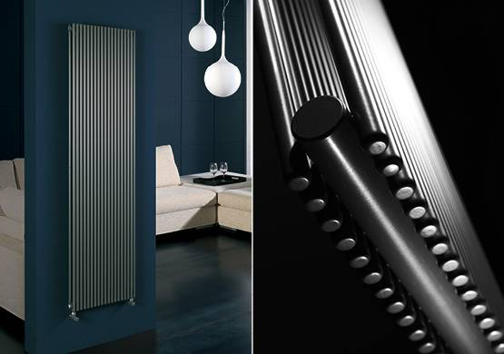 Alice Tandem Vertical Living Radiator Cordivari