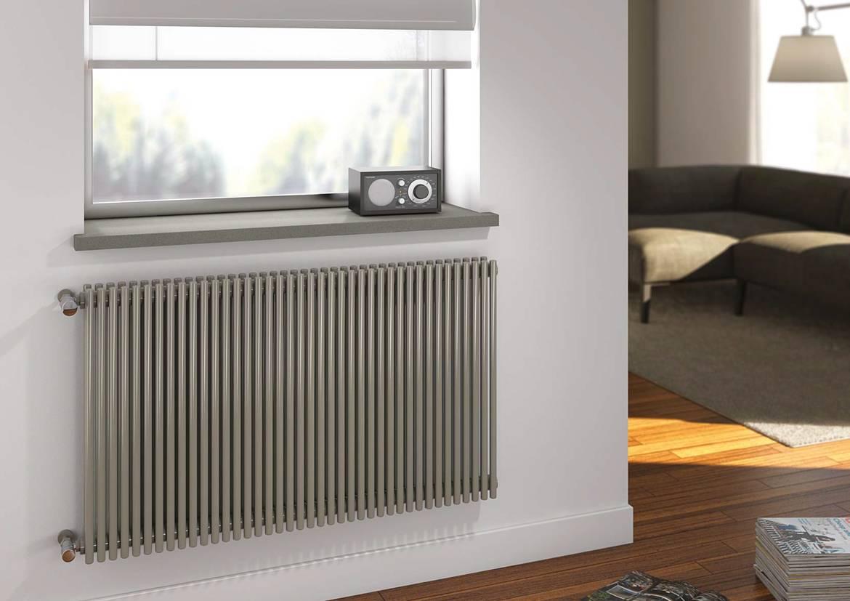 Radiateur-à-eau-chaude-de-remplacement-tubulaire-Alice-tandem-vertical
