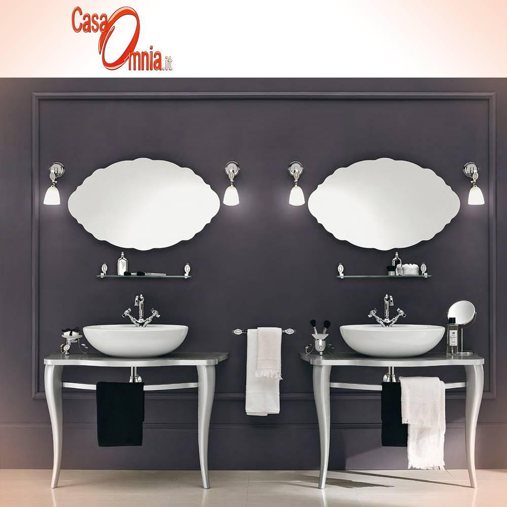 Mobile da bagno eban composizione isabella 137 casaomnia - Mobili bagno eban ...