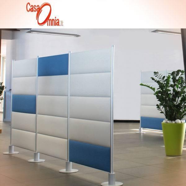 pannello-freestanding-ecostrong-fonoassorbente-blu-bianco-slalom