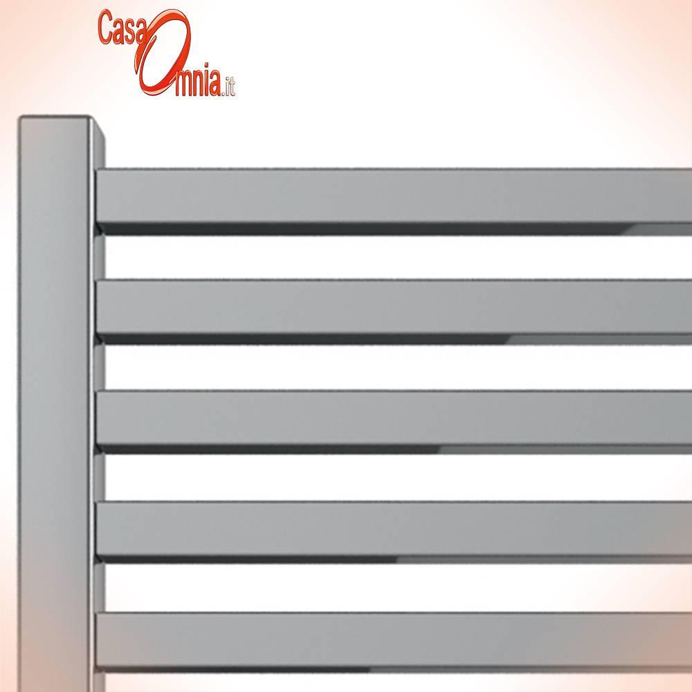 Sèche serviettes-graziano-radiators-qubo-chrome