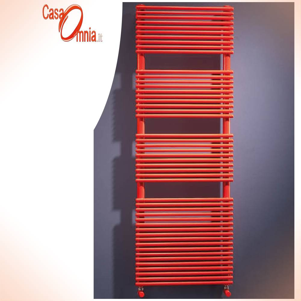 Towel Warmer-bathroom-radiator-Lucy-Cordivari-white-or-coloured