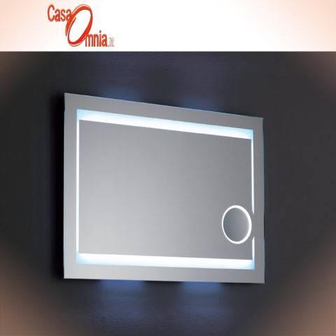 Specchio bagno led tondo vanit casa eclisse 80 casaomnia - Specchio tondo ikea ...